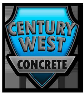 Century West Concrete, Inc.'s logo